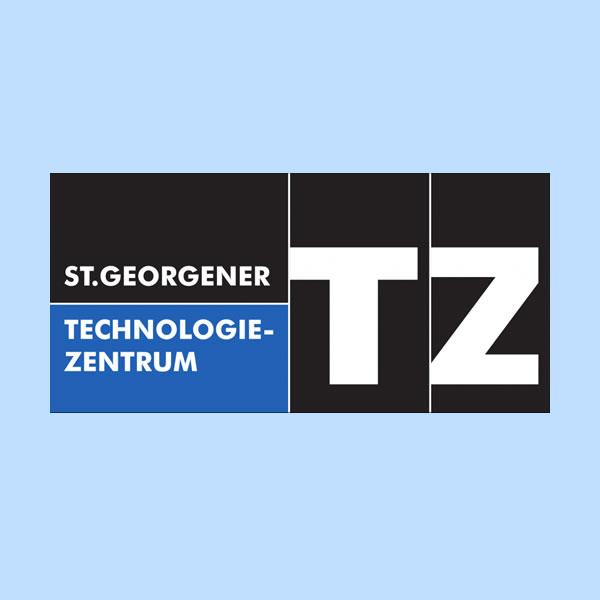 Technologiezentrum St. Georgen Webseite